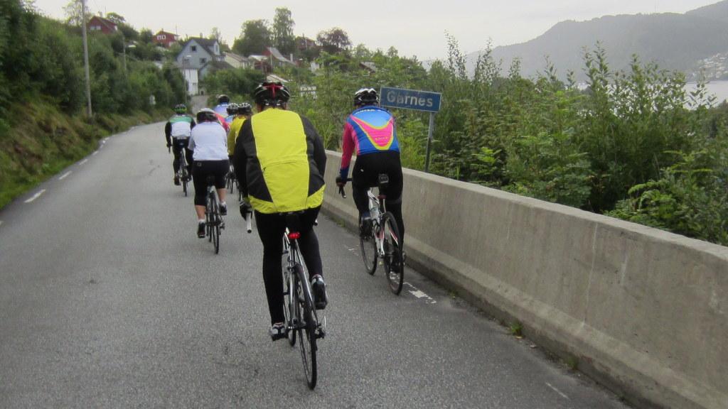 Du ser nå på bilder fra: www.arnasykleklubb.org Restitusjon og forberedelser